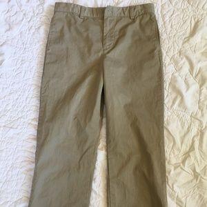 Vineyard Vines Boys Flat Front Khaki Pants Sz 16